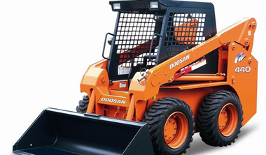 Мини-погрузчик Doosan 440 plus